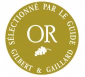 Medaille d'or Gilbert & Gaillard